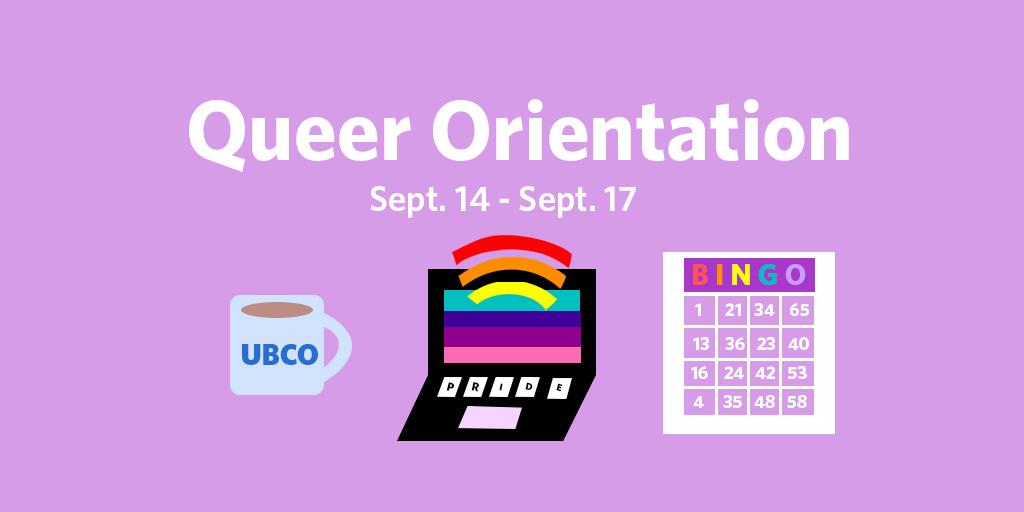 Queer Orientation 2020